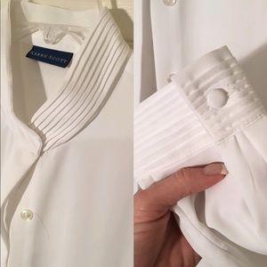 Karen Scott detailed blouse